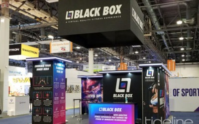 Black Box VR CES 2018 Best Startup and Innovation Awards Honoree