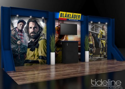 blaklader-10x20-custom-steal-i-beam-display-with-vinyl-wood-flooring-02