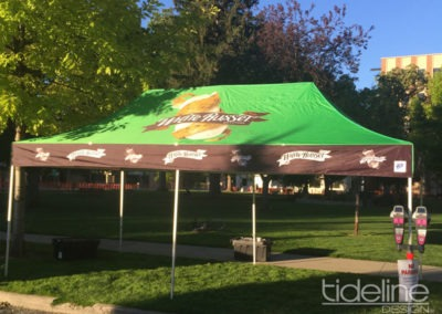 Outdoor Event Booths