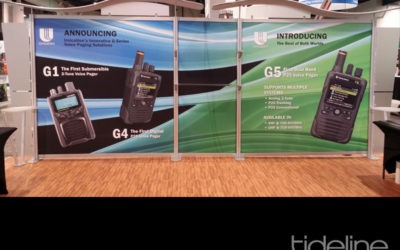 You have one chance to setup on time for your next trade show
