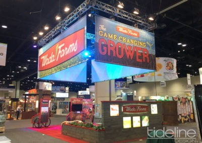 wada-farms-custom-built-20x30-trade-show-display-with-hanging-truss-lighting-banners-09