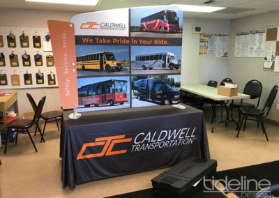 Caldwell Transportation Dept.