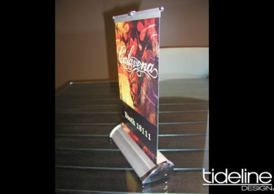 Table Top Bannerstands