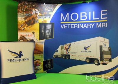 Mobile Veterinary MRI