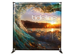 4-Sleeve Tradeshow Backdrop